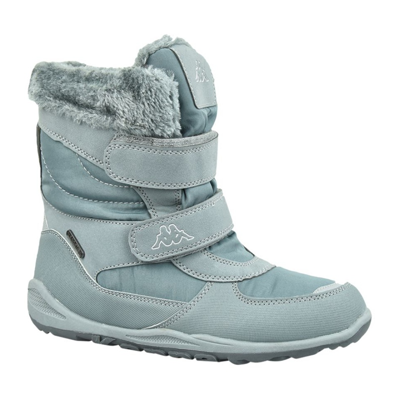 Zimske čizme Kappa Gurli Tex Jr 260728K-1615 siva