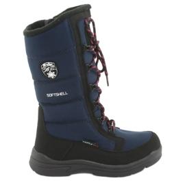 American Club Čizme za snijeg s američkom Club SN12 membranom mornarsko plave boje