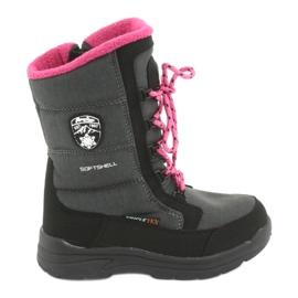 American Club Čizme za snijeg s američkim klubom SN13 membrane sive