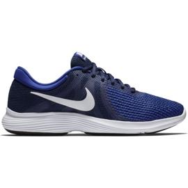 Nike Revolution 4 Eu M AJ3490 414 cipele mornarica