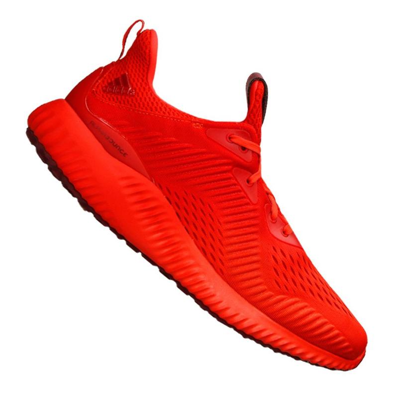 Cipele Adidas Alphabounce Em M BW1202 crvena