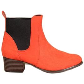 Kylie Klasične Jodhpur čizme narančasta