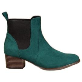 Kylie Klasične Jodhpur čizme zelena