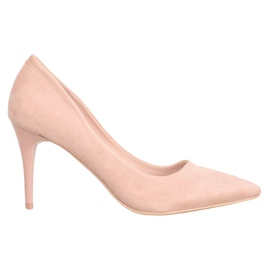 Kylie Klasične antilop cipele smeđ