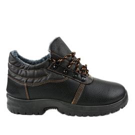 7M900 crne trekking cipele crna