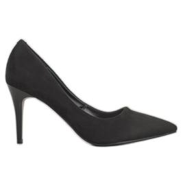 Kylie Klasične antilop cipele crna