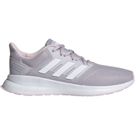 Cipele Adidas W Runfalcon EE8166 purpurna boja