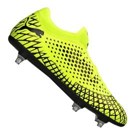 Puma Future 4.4 Sg Fg M 105687-02 nogometne čizme žuti žuti