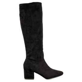 Seastar Ležerne čizme crna