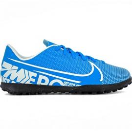 Nike Mercurial Vapor 13 Club Tf Jr AT8177 414 cipele za nogomet plava