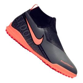 Nike Phantom Vsn Academy Df Tf Jr AO3292-080 nogometne cipele crna