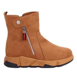Camel sportske čizme SJ1938 Camel smeđ