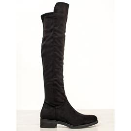 Seastar Crne cipele visoke cipele crna