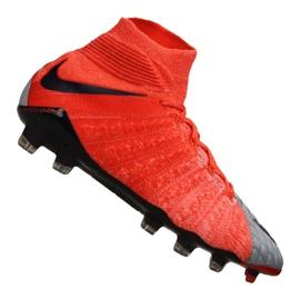 Nogometne cipele Nike Wmns Hypervenom Phantom 3 Df Fg M 881545-058 crvena
