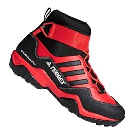 Trekking cipele Adidas Terrex Hydro Lace M CQ1755 crna