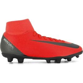 Nike Mercurial Superfly 6 Club CR7 Mg M AJ3545 600 nogometnih cipela crvena
