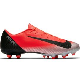 Nike Mercurial Vapor 12 Academy CR7 Mg M AJ3721 600 nogometnih cipela crvena