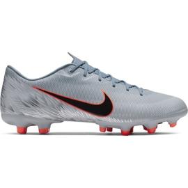 Nike Mercurial Vapor 12 Academy Mg M AH7375 408 nogometne cipele siva