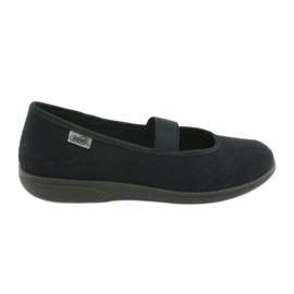 Befado omladinska obuća pvc 412Q002 crna