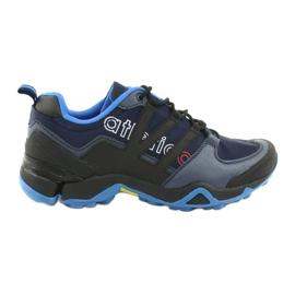 Atletico 8003 crne sportske cipele mornarica