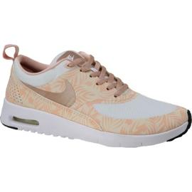 Cipele Nike Air Max Thea Print Gs W 834320-100 smeđ