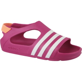 Sandale Adidas Adilette Play I Jr B25030 roze