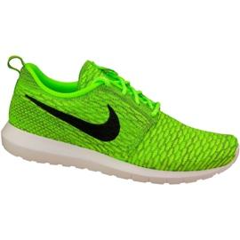 Cipele Nike Roshe Nm Flyknit M 677243-700 zelena