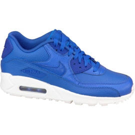 Cipele Nike Air Max 90 Ltr Gs W 724821-402 mornarica
