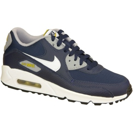Cipele Nike Air Max 90 Gs W 307793-417 mornarica