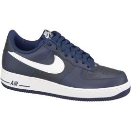 Cipele Nike Air Force 1 '07 M 488298-436 mornarica