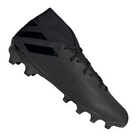 Cipele Adidas Nemeziz 19,3 Mg M EF8874 crna