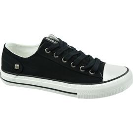 Big Star Cipele za velike zvijezde W DD274338 crna