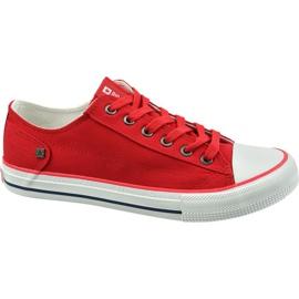 Big Star Cipele za velike zvijezde W DD274339 crvena