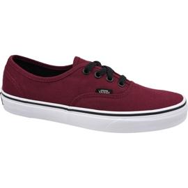 Vans Authentic W VQER5U8 cipele crvena