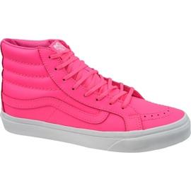 Vans Sk8-Hi Slim W VA32R2MW4 cipele roze