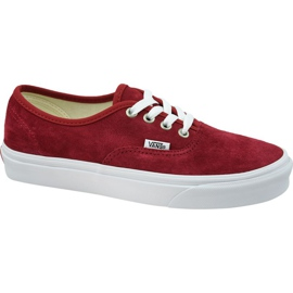 Vans Authentic W VN0A38EMU5M1 cipele crvena
