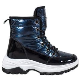 SHELOVET Sportske čizme za snijeg plava