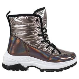 SHELOVET Sportske čizme za snijeg žuti