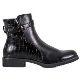 J. Star Izolirane crne čizme crna