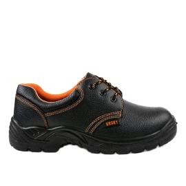 Crne zaštitne cipele HX117 crna