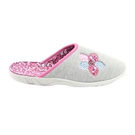 Ženske cipele u boji Befado 235D155 siva