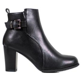 J. Star Udobne čizme crna
