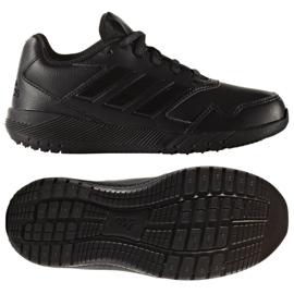 Adidas Alta Run K Jr BA7897 cipele za trening crna