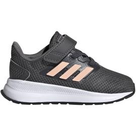 Cipele Adidas Runfalcon I Jr EG2224 siva
