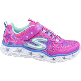 Skechers Galaxy Lights Jr 10920L-NPMT cipele roze