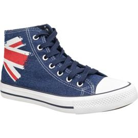 Lee Cooper High Cut 1 M LCW-19-530-041 cipele mornarica