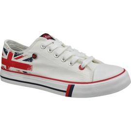 Lee Cooper Low 1 cipele LCWL-19-530-031 bijela