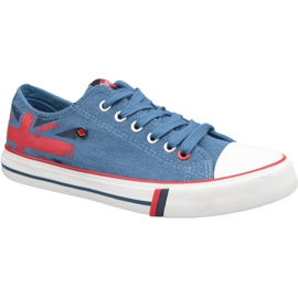 Lee Cooper Low Cut 1 W LCWL-19-530-032 cipele plava