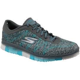 Skechers Go Flex W 14011-CCTQ cipele siva