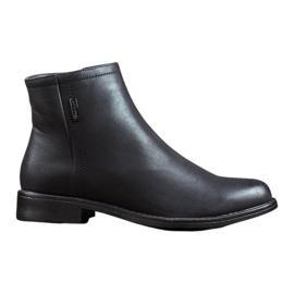 J. Star Klasične tople čizme crna